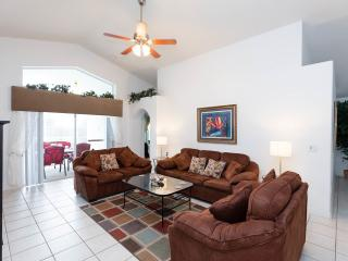 Magical Vacations Pool Villa with A/c'd Games Room, Kissimmee