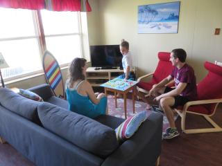 Kids & families love to stay at the Sandy Turtle, Port Aransas