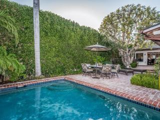 Pacific Palisades Luxury Home with Saltwater Pool, Los Angeles
