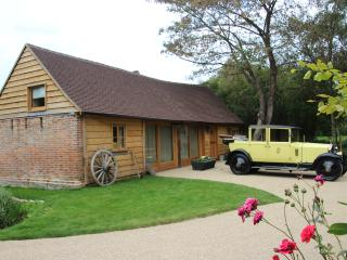 Converted Cart Lodge in Bethersden