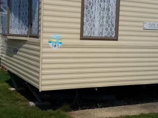 Littlesea private caravan hire, Weymouth
