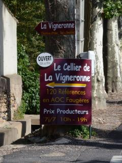 So, throughout the region, discover unique local wines
