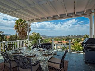 Amazing ocean view home on 1.3 acres, perfect for intimate events! - Ocean Vista Retreat, Santa Barbara