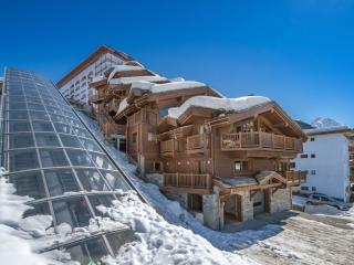 Apartment Bernard, Courchevel