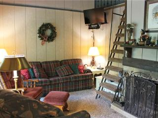 Located at Base of Powderhorn Mtn in the Western Upper Peninsula, A Duplex 1-Block from the Main Ski Lodge with Cozy Furnishings & Allows Dogs, Ironwood