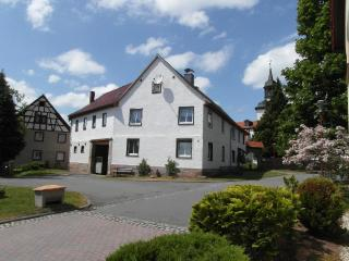 Vacation Apartment in Uhlstaedt-Kirchhasel - 700 sqft, quiet, sunny, comfortable, spacious (# 3558), Uhlstadt - Kirchhasel