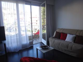 Large vacation studio, sea side, sleeps 4, Port, Nice