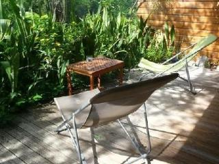 Charming and Spacious House with Garden F3 100m, Le Diamant