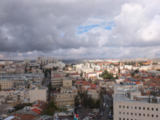 A Beautiful apartment with panoramic view (64), Jerusalem