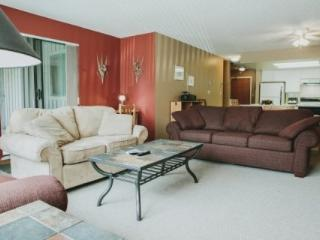Spacious condo located in Blueberry Hills. 2 bed, 2 bath Greyhawk unit # 312, Whistler