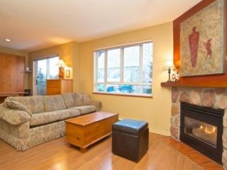 Great Value and Super Location in this Eagle Lodge Studio that sleeps 4 Unit # 224, Whistler