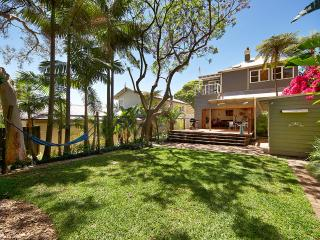 Tropical Hide-Away close to Manly, Fairlight
