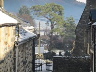 Noddfa - meaning sanctuary or haven, Penmachno