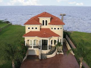 Water Front Home, Seabrook