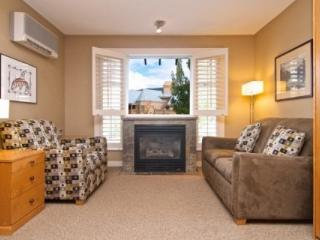Luxurious 1 bedroom and 2 full bath double unit at Glacier Lodge, sleeps 6, Whistler