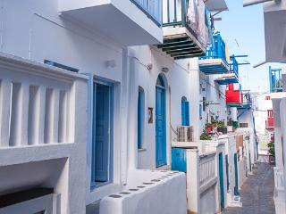 Airy house in the heart of Mykonos town, Mykonos-Stadt