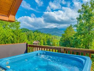 OCTOBER SPECIAL from $159 Night! 2BR Gatlinburg Cabin w/ Views!