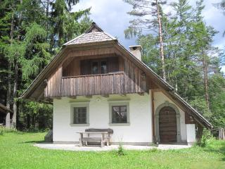 Charming House in the Mids of Nature, Mojstrana