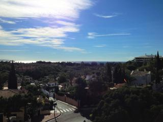 Holiday apartment in Puerto Banus with sea views