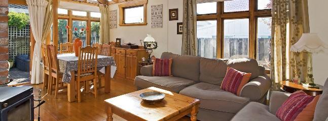 Woodhaven Nelson Character Holiday Home with Spa Pool!