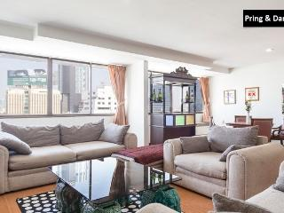 Central spacious trendy apartment, Bangkok