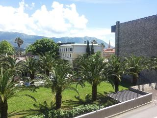 2 bedrooms with sea view, Budva