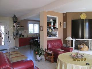NICE 110 apartment with private garden, Melzo
