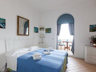 Double studio apartment with view, Rome