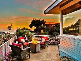 Charming cottage with ocean views just steps to the sand, La Jolla