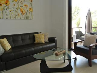 CONTEMPORARY 2nd FLOOR CONDO - TWO BEDROOM - GOLF DISCOUNTS - MAYAN RIVIERA, Akumal