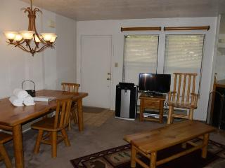 One Bedroom condo near Powder Mountain and Snowbasin with free WiFi, Eden