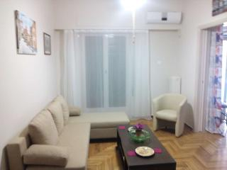 Nice, third floor, two bedroom, apartment, Atenas