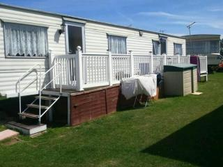 static caravan, Leysdown-on-Sea