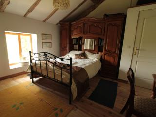 Spacious detached Cottage with 5m Plunge Pool, Le Lindois