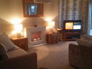 Lodge with Hot Tub Paignton Devon with Open Views