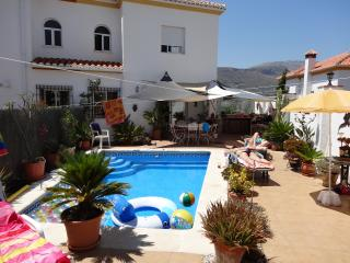 Casa Parker, Large house with stunning views, Alcaucin