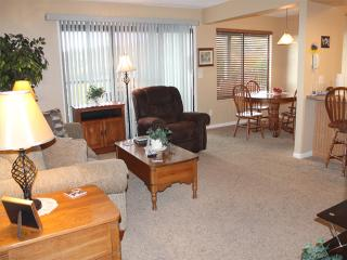 2 Bedroom 2 Bath Private Deck Units - 1202, Indian Point
