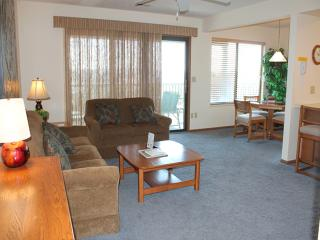 2 Bedroom 2 Bath Private Deck Units - 908, Indian Point