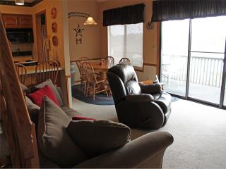 3 Bedroom 3 Bath 2 Living Room Private Deck Units - 508, Indian Point