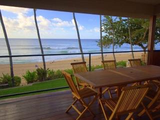 New Beach Front Home at Famous Banzai Pipeline, Haleiwa