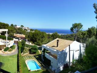 Villa With Private Pool And Sea View, Costa d'en Blanes