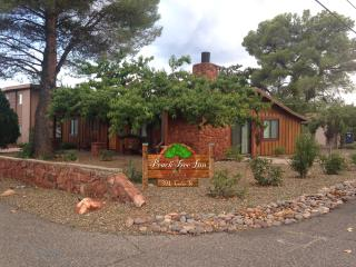 Located in quaint Historic Uptown Sedona