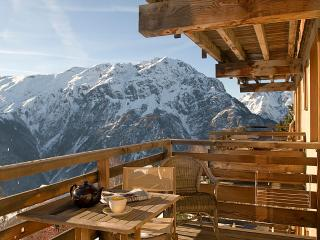 Petit Prince in chalet with wellness near slopes, L'Alpe-d'Huez