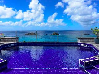 Sky Vista at Gustavia, St. Barth - Ocean View, Amazing Sunset Views, Private