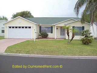 3 Bedroom home on Nature Preserve in The Villages