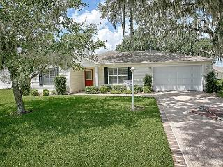 Beautiful designer home overlooking the lake with complimentary 4 seater cart, The Villages
