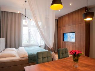 Apartment under the Wawel Castle, Krakow