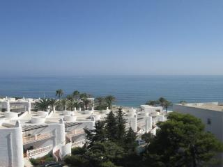 Apartment with sea view, Sitio de Calahonda