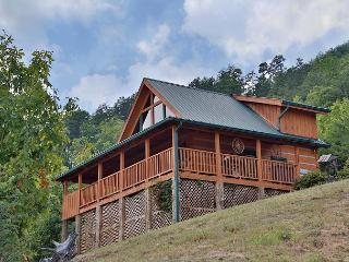 A Walk in the Clouds a two bedroom cabin with amazing views from every room., Sevierville