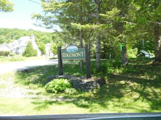 Edgemont Condo A1 - One bedroom One bathroom Completely Renovated with radiant heated floors, and Large Flat Screen TV Shuttle to Slopes/Ski Home, Killington